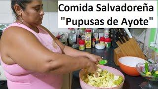 Cocinando con Gladis La Sirenita: Pupusas de Ayote Parte 3/5 thumbnail