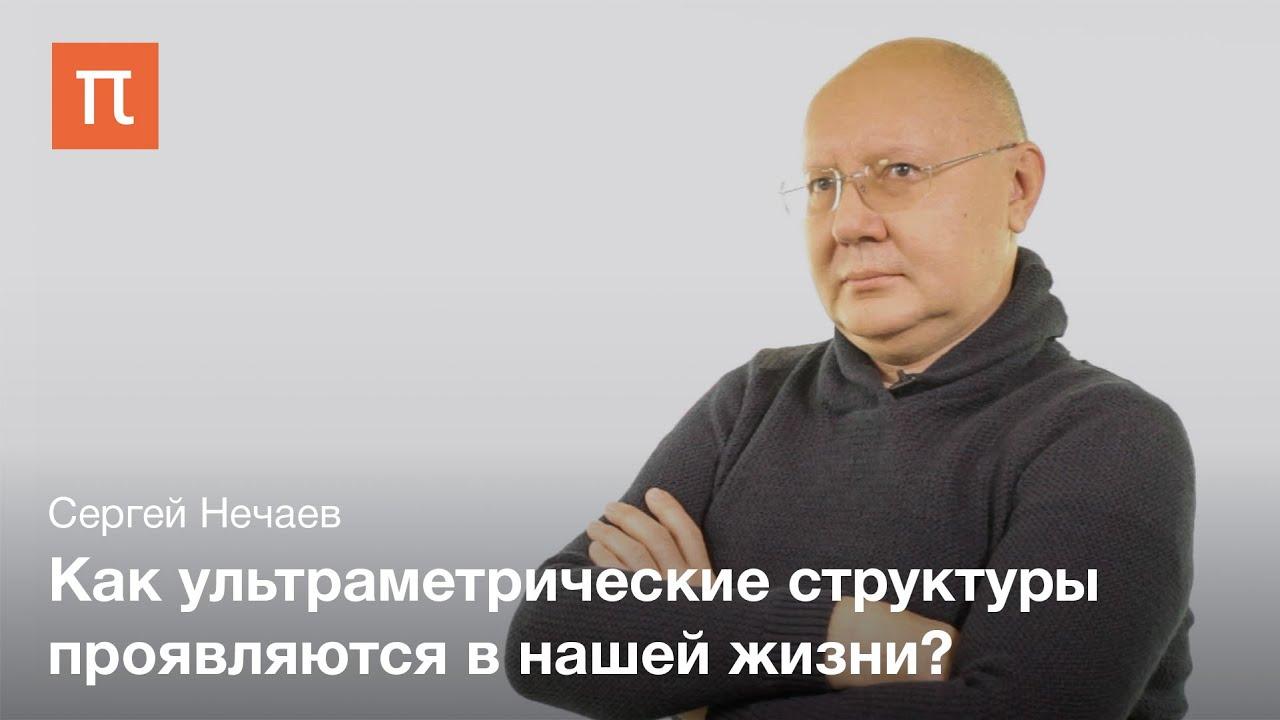 Неевклидова геометрия в природе - Сергей Нечаев