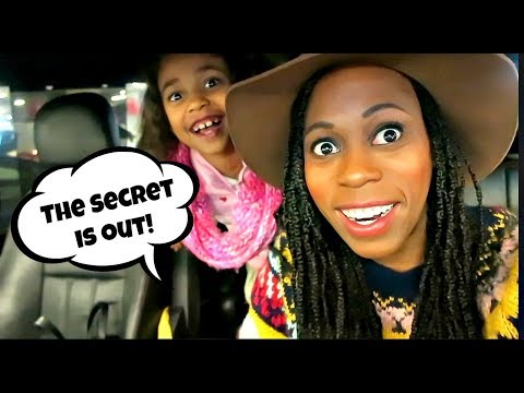 The Secret Is Out!!! | Britt's Space | Vlog