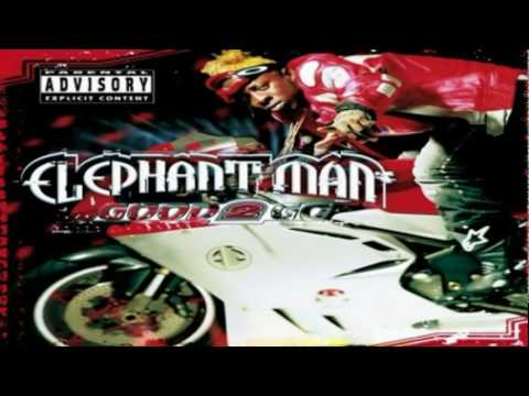 Клип Elephant man - Pon De River, Pon De Bank