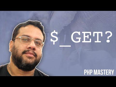 Vídeo no Youtube: PHP Mastery - Recuperando Valores da URL com PHP #php