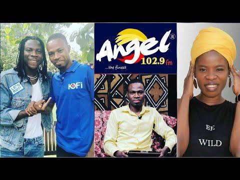 Kofi Adomah Quits Kofi TV For Angel FM Head Of News..