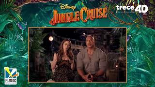 Jungle Cruise - Entrevista exclusiva con Dwayne Johnson y Emily Blunt