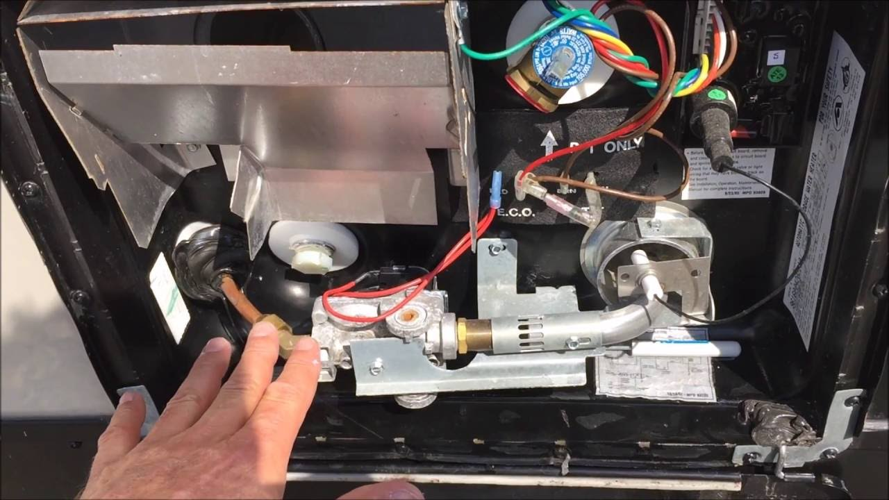 Cleaning An Rv Water Heater The Right Way Youtube