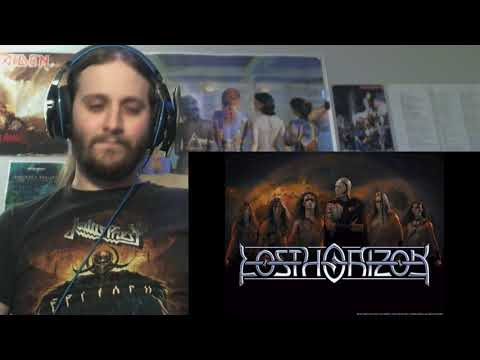 Lost Horizon - Highlander (Reaction)