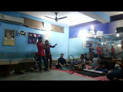 Udaan Tha Sufi Rock  Band practice 1