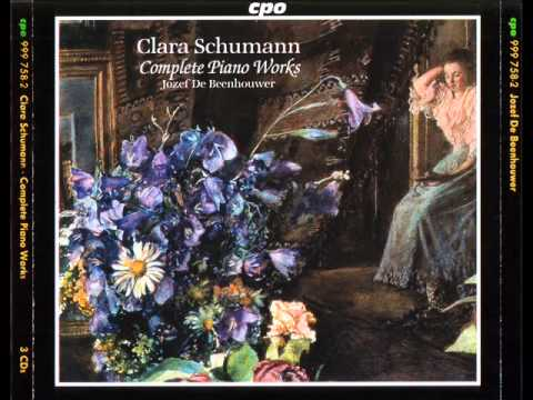 Clara Schumann - Piano Works [selection]