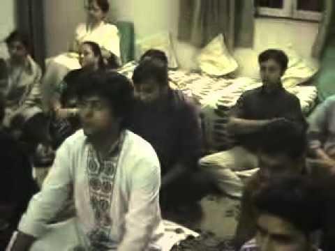 Ghazal In Presence of Padamshree Smt. Girija Devi  & Shri Arun Bhaduri