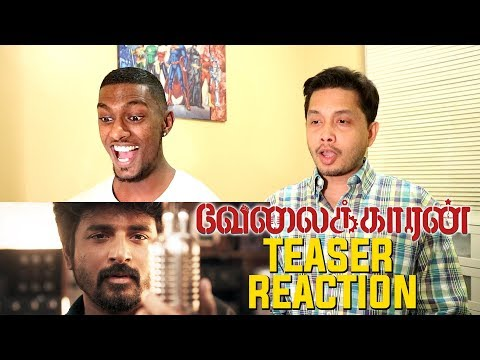 Velaikkaran Teaser Reaction & Review |...
