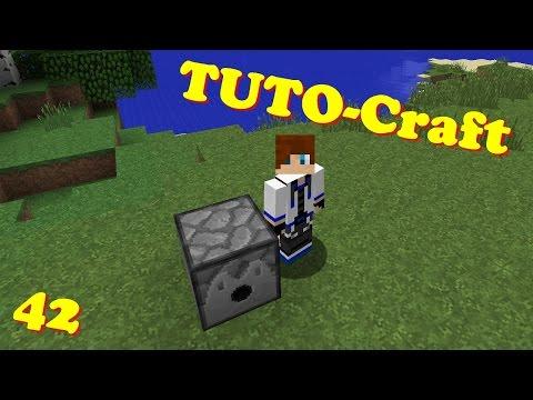TUTO-Craft : Comment crafter un dispenser (distributeur)