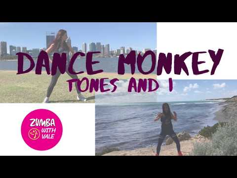 Dance Monkey//Tones And I//Zumba® With Vale