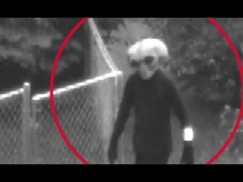 5 Real Aliens Caught On Tape ♦️ NASA Are Hiding Something ...