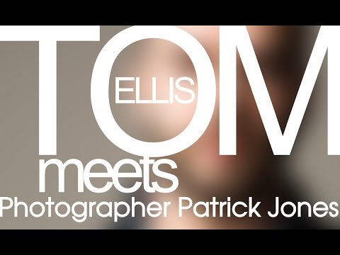 Tom Ellis Commercial Session | Photographer Patrick Jones | LA / Portland Maine