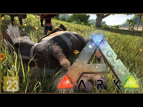 ARK: Survival Evolved - Verdammte Equus! #154 [Let's Play/Gameplay/Deutsch]