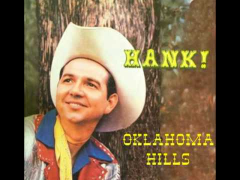 HANK THOMPSON - Oklahoma Hills (1961)