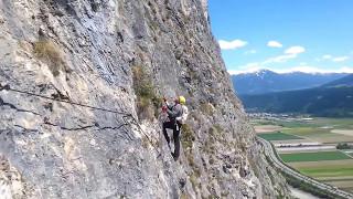 Klettersteig Johnsbach : E klettersteig videos clips clipzui.com