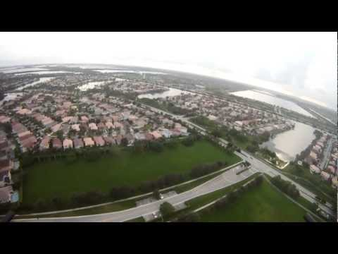DJI NAZA  Flight (Pembroke pines FL)