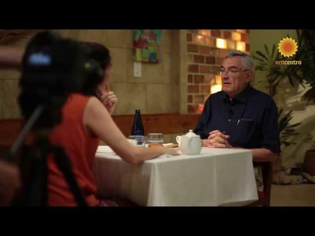 Beatriz Calvo entrevista para Ecocentro a Francisco J. Rubia, el cerebro espiritual