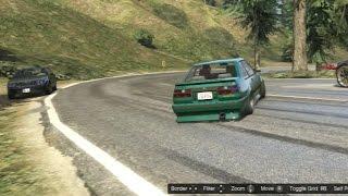 Gta 5 Online Drift Meet #2