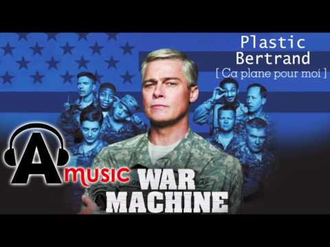 War Machine Trailer 2 Song (Plastic Bertrand - Ca Plane Pour Moi)