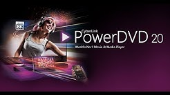 CyberLink PowerDVD Ultra 20 Crack & Keygen With Activation Key Review!