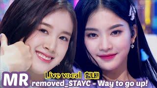 [Clean Voice]|SATYC-힘내!|MR_removed|스테이씨|소녀시대|MR제거