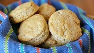 Homemade Honey Wheat Biscuit Recipe