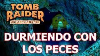 Tomb Raider 3 The Lost Artifact Video-Guia en Español - Durmiendo Con Los Peces