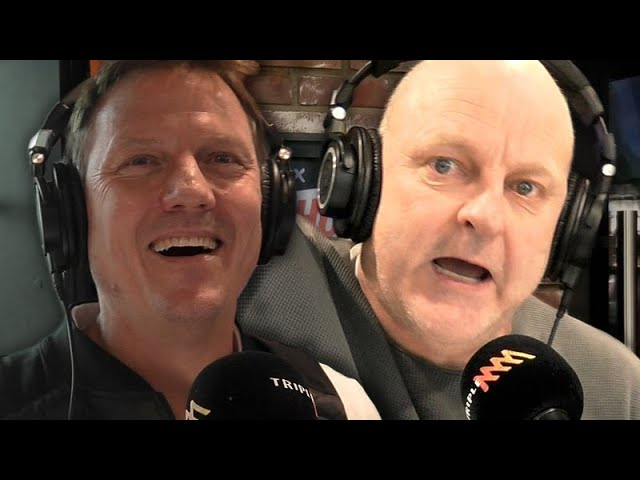 Billy Brownless Slaughters His Thesaurus Joke   Rush Hour with JB & Billy   Triple M