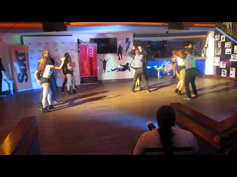 PANAMA SALSA FEST 2014   AB'S DANCE STUDIO