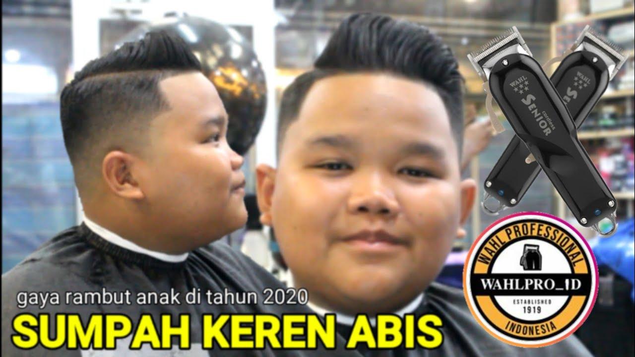 GAYA RAMBUT ANAK-ANAK DI TAHUN 2020 - YouTube