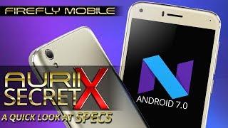 AURII Secret X - A Quick Look At Specs