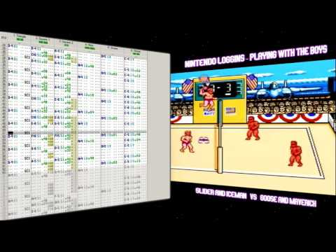 Nintendo Loggins - Playing With The Boys (8bit Kenny Loggins)