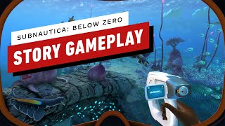 7 Minutes of Subnautica: Below Zero's Exciting New Story