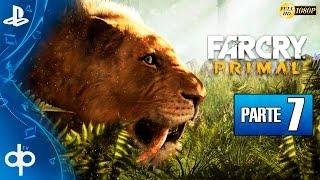 Repeat youtube video Far Cry Primal Parte 7 Gameplay Español PS4   Capitulo 7 La Cima de Oros y El Tótem Perdido
