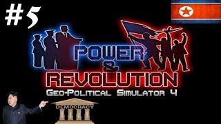 Geopolitical Simulator 4 Nord Corea ITA: #5