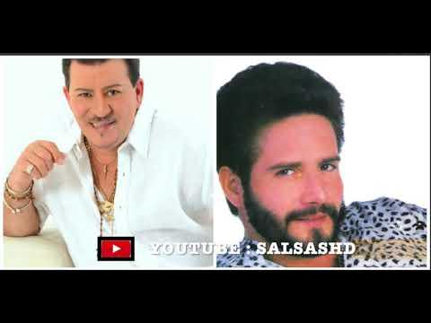 Tito Rojas VS Frankie Ruiz - Salsa Romantica MIX (UNA HORA COMPLETA DE EXITOS)   2018