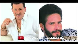 Tito Rojas VS Frankie Ruiz - Salsa Romantica MIX (UNA HORA COMPLETA DE EXITOS) | 2018