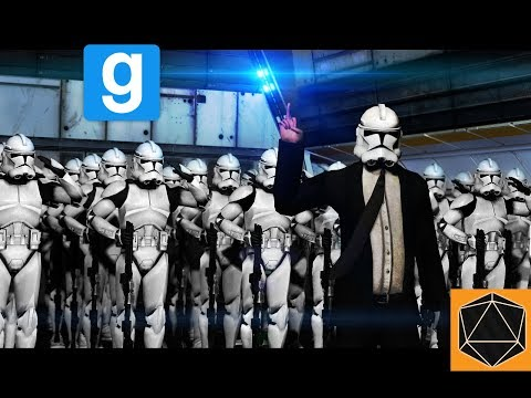 Star Wars Gmod- Back in the Drivers Seat with Staff/ First Night as Staff