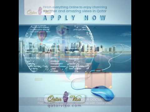 How to apply Qatar Visa Online