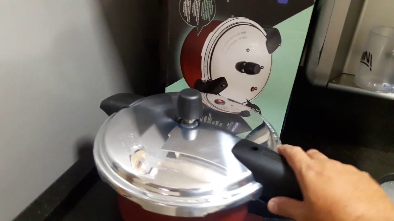 9826359a3 Panela de pressão Vancouver Tramontina - YouTube