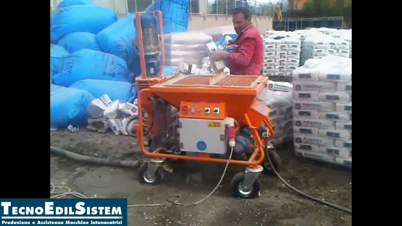 How To Screed A Floor >> MAC MASS MASSETTO AUTOLIVELLANTE self-floating floor screed - YouTube