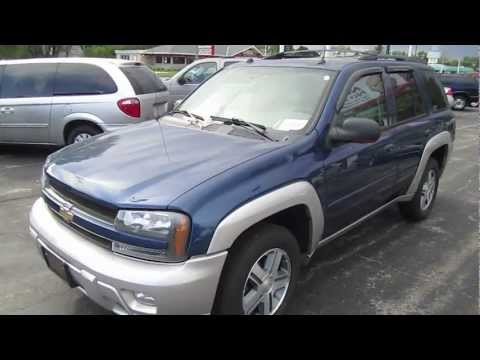 2007 CHEVROLET TRAILBLAZER exterior, interior and engine by Automotive Review