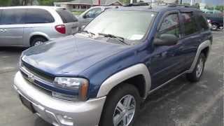 2007 CHEVROLET TRAILBLAZER exterior, interior and engine by Automotive Review