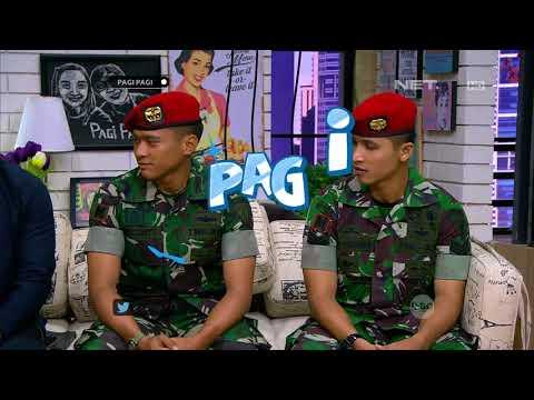 Hesti Dan Andre Heran Lihat Prajurit TNI Ini Push Up