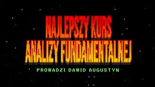 Zapowiedź | Kurs Analizy Fundamentalnej