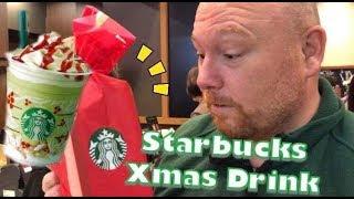 Starbucks Xmas drink in Japan