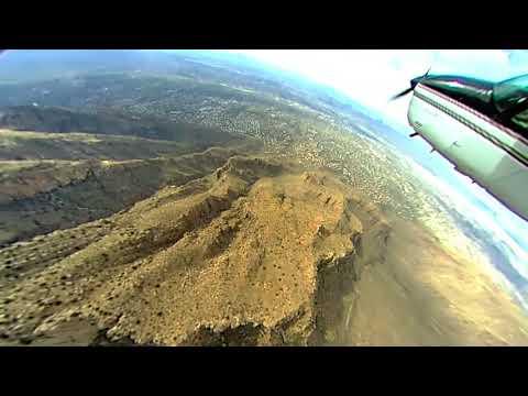 Hello Tucson AZ! Circling Pusch Ridge