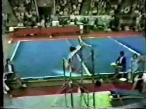 Mary Lou Retton 1982 Jr. Nationals EF UB
