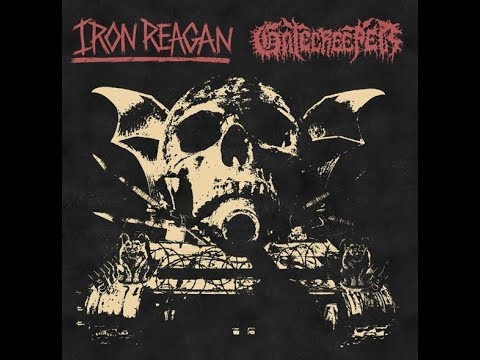 IRON REAGAN + GATECREEPER new Split LP; both bands release a new song...!